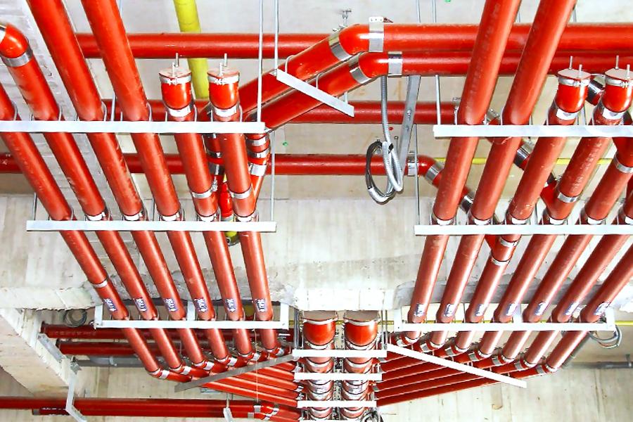 德國Düker排水用鑄鐵管
